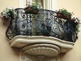 Кованые балконы Воронеж