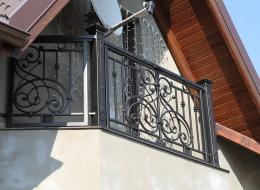 Кованые балконы Воронеж №67