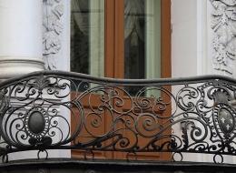 Кованые балконы Воронеж №68