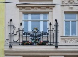 Кованые балконы Воронеж №28