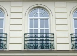 Кованые французские балконы Воронеж №20
