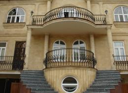 Кованые французские балконы Воронеж №6