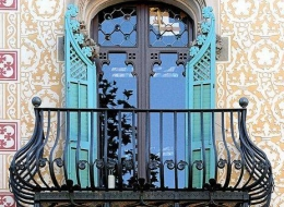 Кованые балконы Воронеж №64