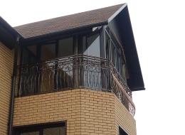 Кованые балконы Воронеж №126