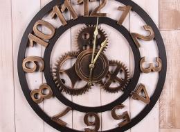 Кованые часы Воронеж №43
