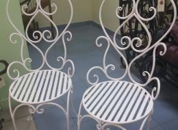 Кованые столы и стулья Воронеж №83