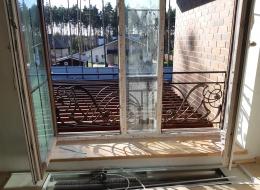 Кованые балконы Воронеж №130
