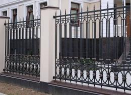 Кованые ворота Воронеж №10