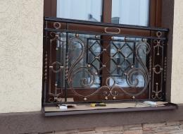 Кованые балконы Воронеж №109