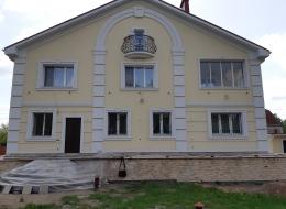 Кованые французские балконы Воронеж №92
