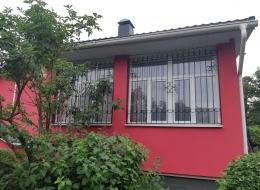 Кованые решетки на окна Воронеж №30