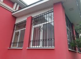 Кованые решетки на окна Воронеж №32
