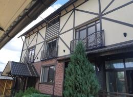 Кованые балконы Воронеж №105