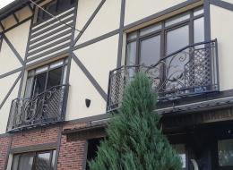 Кованые балконы Воронеж №106