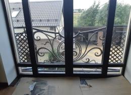 Кованые балконы Воронеж №107