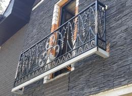 Кованые балконы Воронеж №103