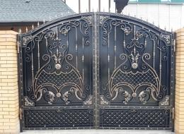 Кованые ворота Воронеж №171