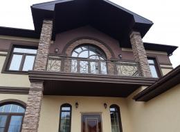 Кованые балконы Воронеж №110