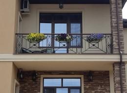 Кованые балконы Воронеж №14