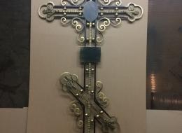 Кованые ритуальные изделия Воронеж №33