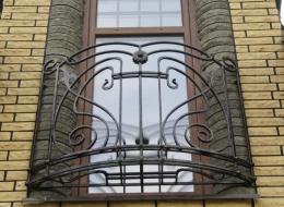 Кованые балконы Воронеж №29