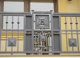 Кованые балконы Воронеж №70