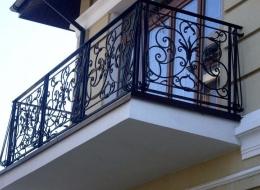 Кованые балконы Воронеж №21