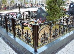 Кованые ритуальные изделия Воронеж №6