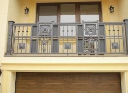 Кованые балконы Воронеж №71