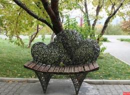 Кованые скульптуры, Арт объекты Воронеж №35
