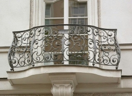 Кованые балконы Воронеж №10
