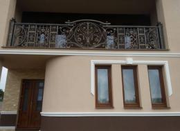 Кованые балконы Воронеж №72