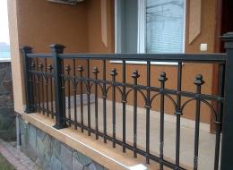Кованые балконы Воронеж №73