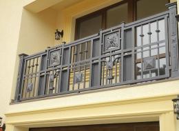Кованые балконы Воронеж №66