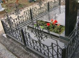 Кованые ритуальные изделия Воронеж №39