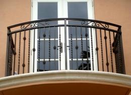 Кованые балконы Воронеж №33