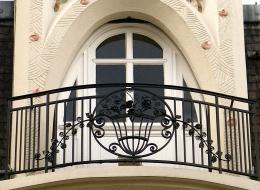 Кованые балконы Воронеж №74