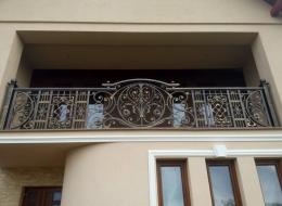 Кованые балконы Воронеж №76