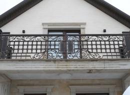 Кованые балконы Воронеж №77