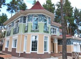 Кованые балконы Воронеж №116