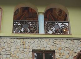 Кованые балконы Воронеж №82