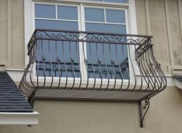 Кованые балконы Воронеж №56