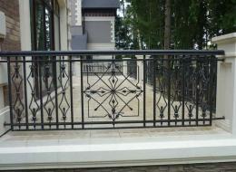 Кованые балконы Воронеж №57