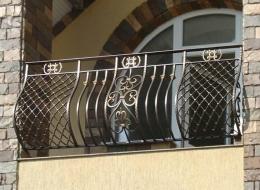 Кованые балконы Воронеж №42
