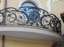 Кованые балконы Воронеж №17