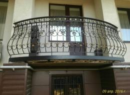 Кованые балконы Воронеж №51
