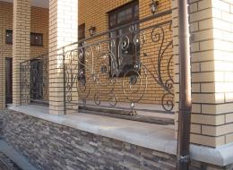 Кованые балконы Воронеж №37