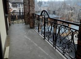 Кованые балконы Воронеж №88