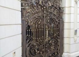 Кованые ворота Воронеж №227