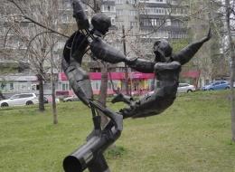 Кованые скульптуры, Арт объекты Воронеж №58